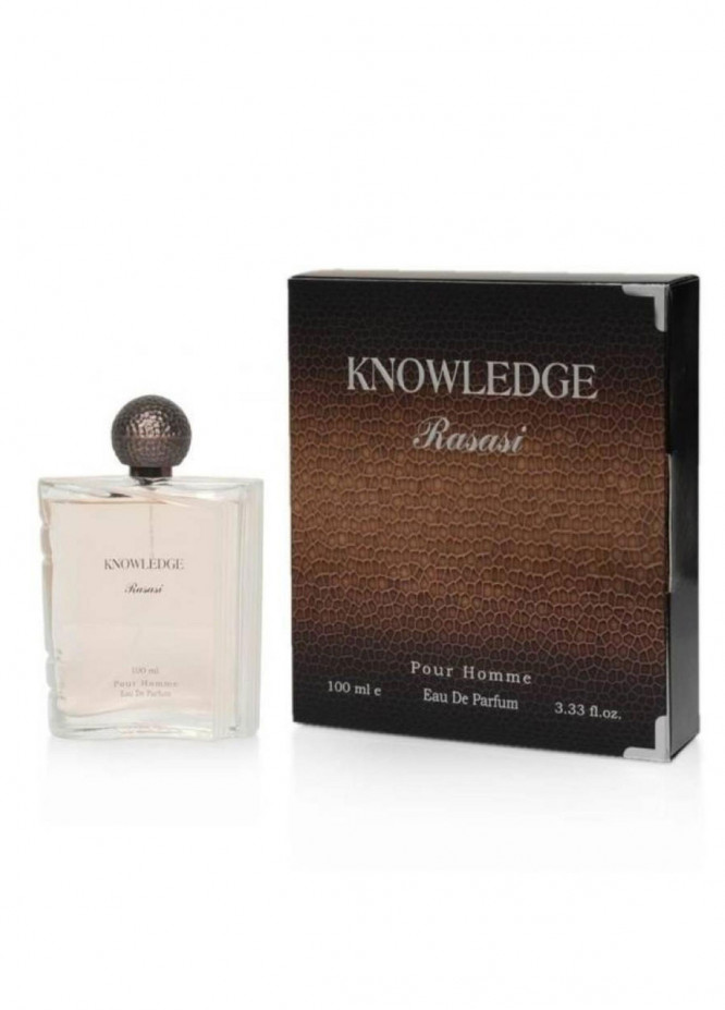 Rasasi RS-34 Rasasi Knowledge Pour Femme women's perfume EDP