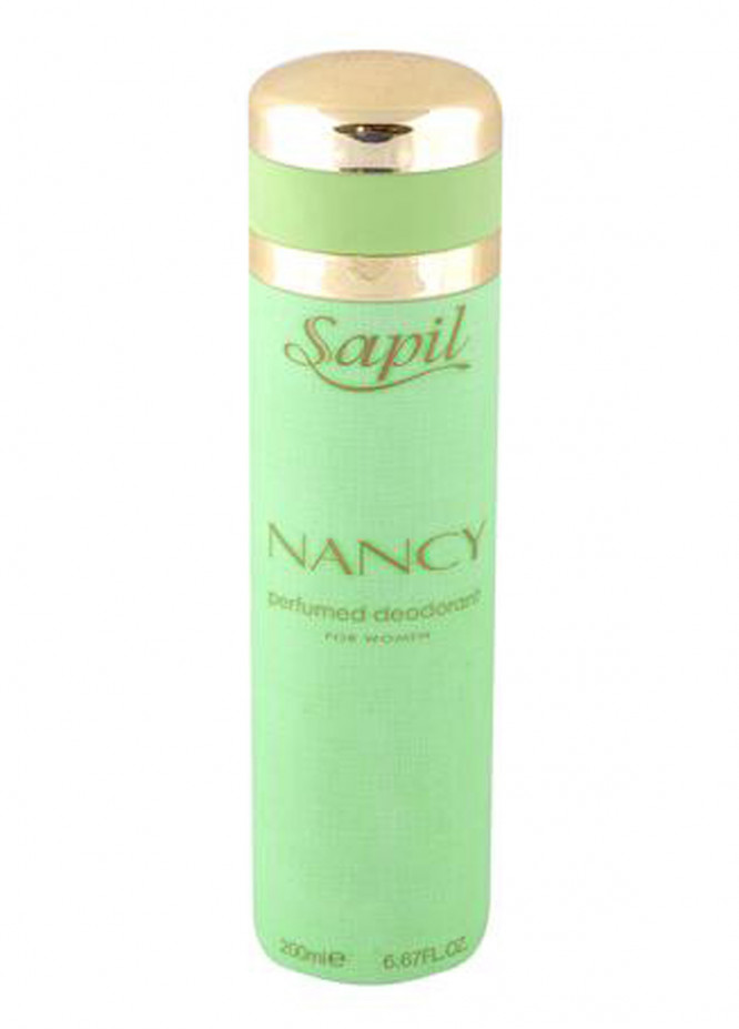 Sapil Green Nancy women's body spray