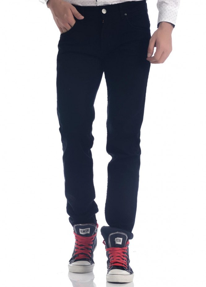 Shahzeb Saeed Denim Casual Jeans for Men - Black DNM-92