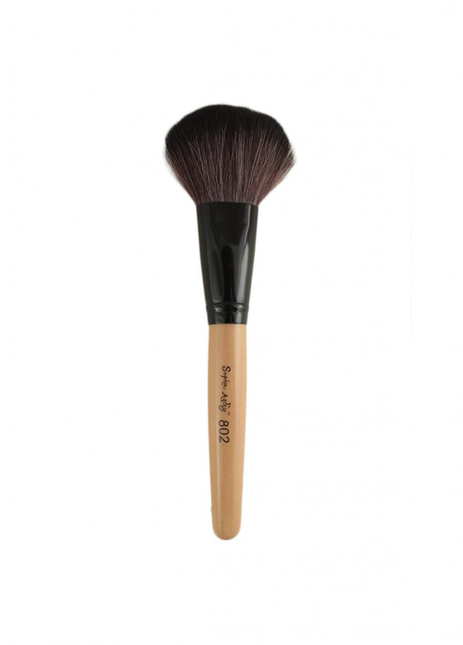 Sophia Asley Professional Blushon Brush (Golden)
