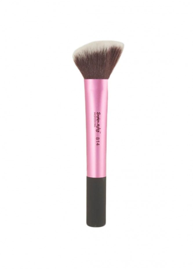 Sophia Asley Professional Cut Blushon Brush