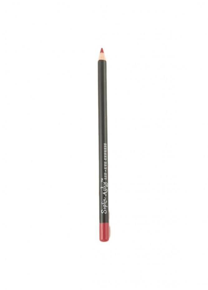 Sophia Asley Lip , Eye Express Pencil Professional Formula - 25   Indian Red