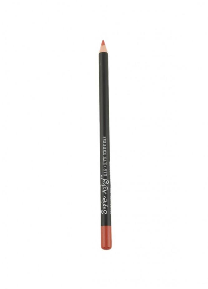 Sophia Asley Lip , Eye Express Pencil Professional Formula - 28   Mat Orange