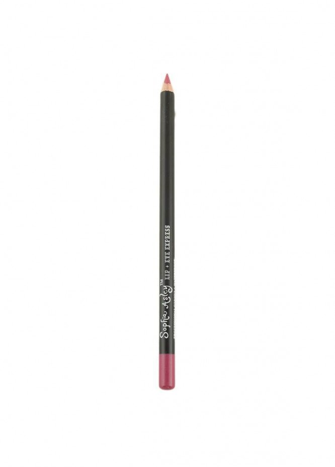 Sophia Asley Lip , Eye Express Pencil Professional Formula - 30   Mat Magenta