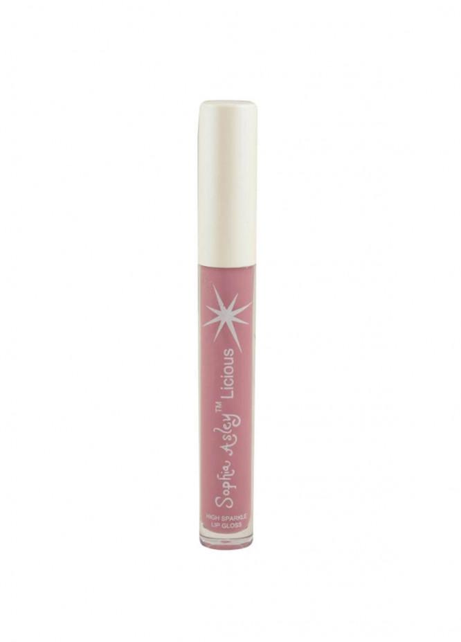Sophia Asley Licious High Sparkle Lip Gloss - Iris Glitter