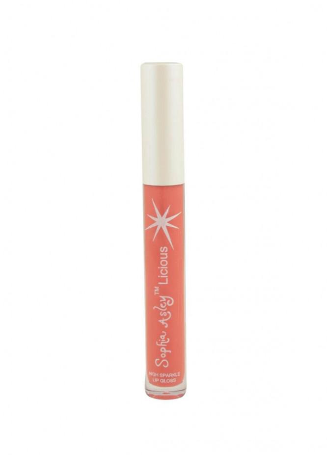 Sophia Asley Licious High Sparkle Lip Gloss - Siren
