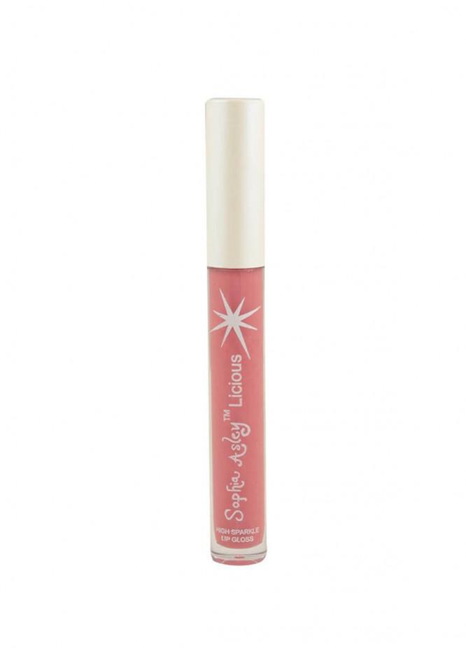 Sophia Asley Licious High Sparkle Lip Gloss - Toffee