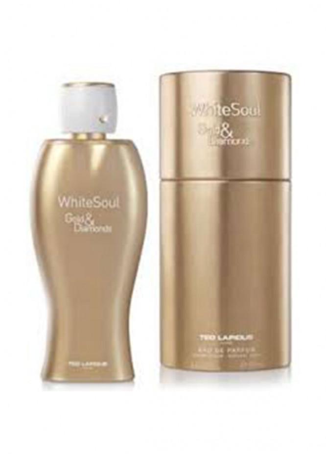 Ted Lapidus White Soul Gold & Diamonds women's perfume EDP