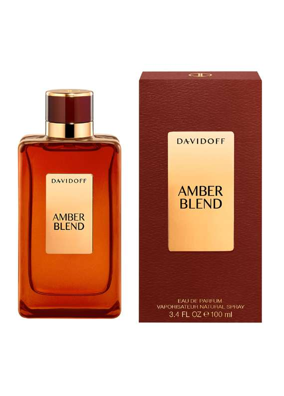 Davidoff Amber Blend Perfume for unisex EDP