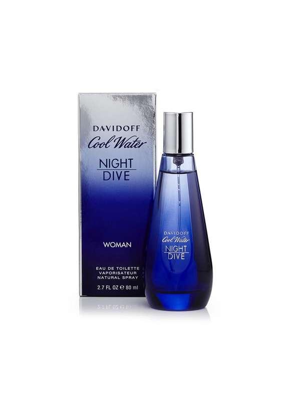 Davidoff Cool Water Night Dive women's perfume EDT
