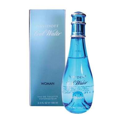 Davidoff Cool Water Perfume for women EDT