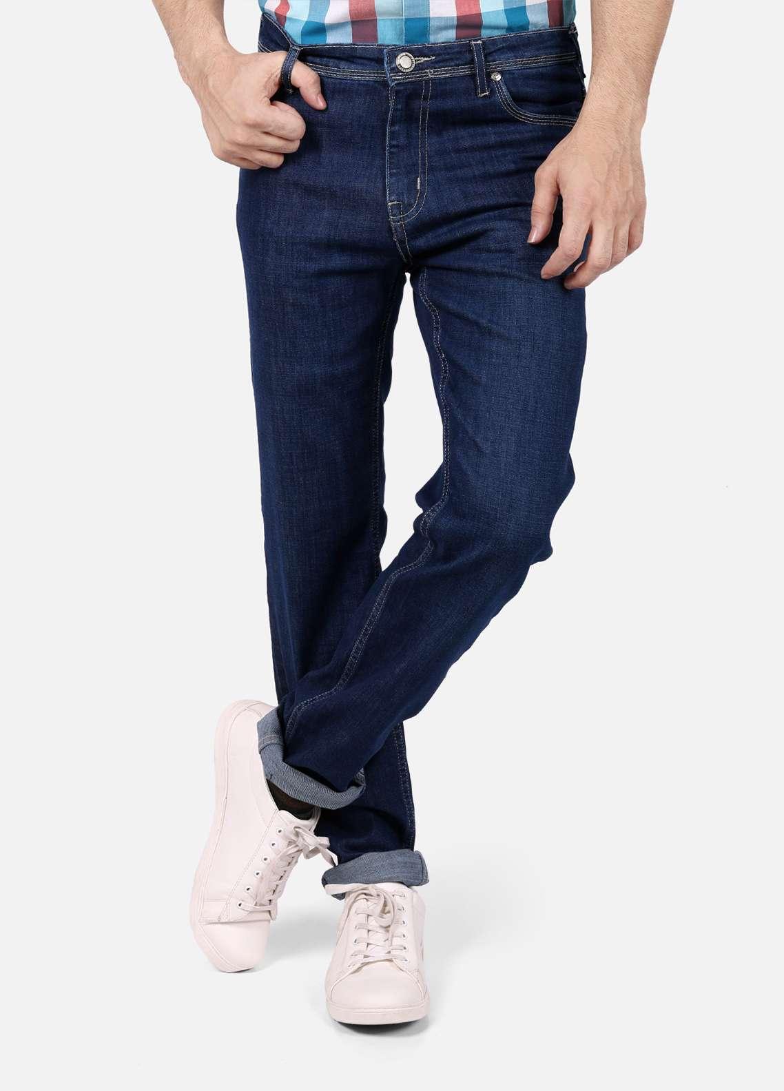 Furor Denim Casual Men Jeans - Blue FRM18DP 021