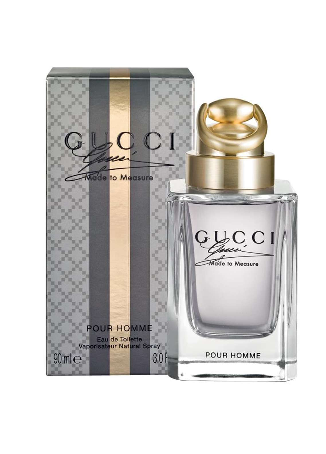 Gucci Made To Measure men's perfume EDT