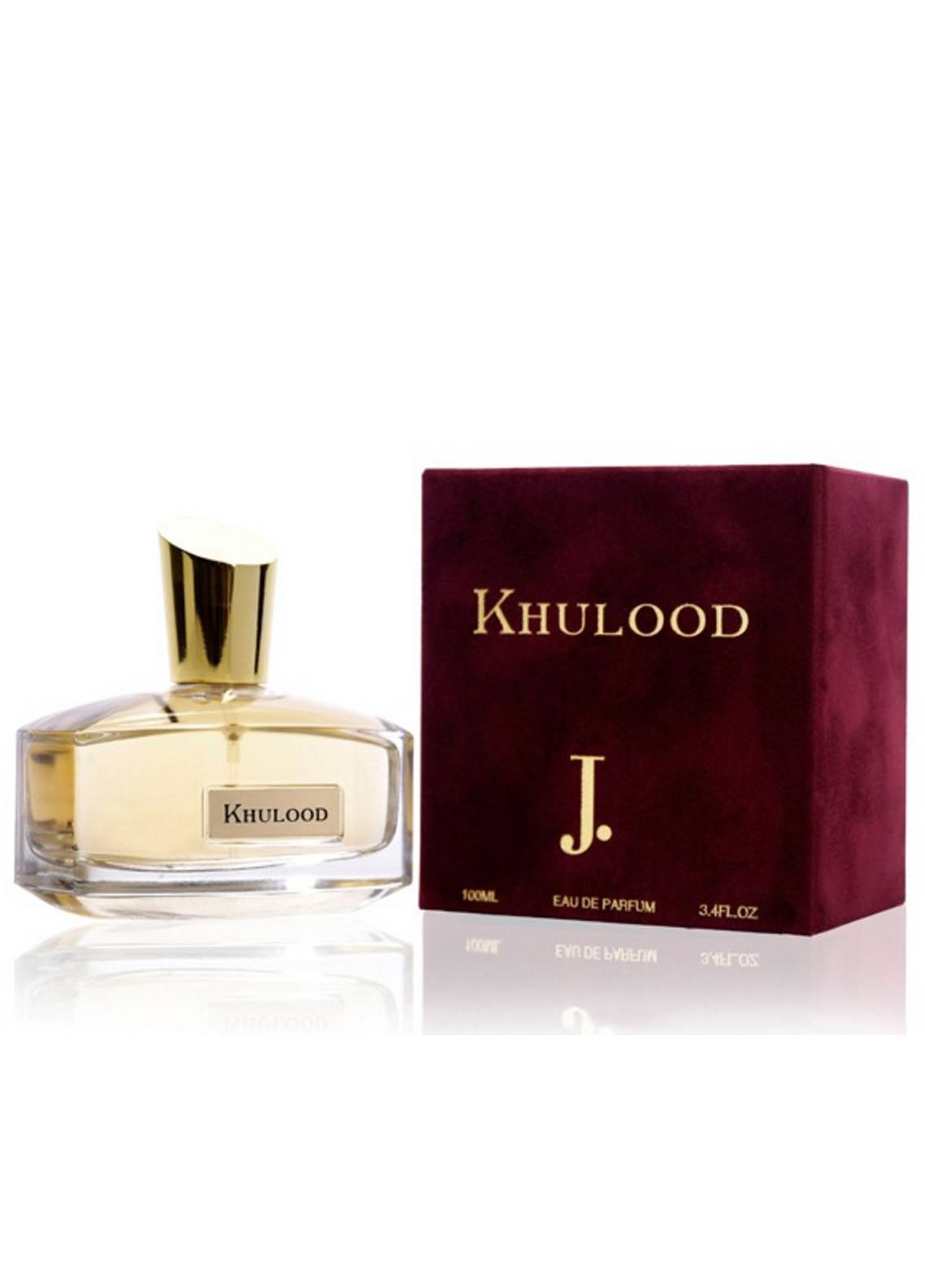 J. | Junaid Jamshed Khulood Perfume for unisex