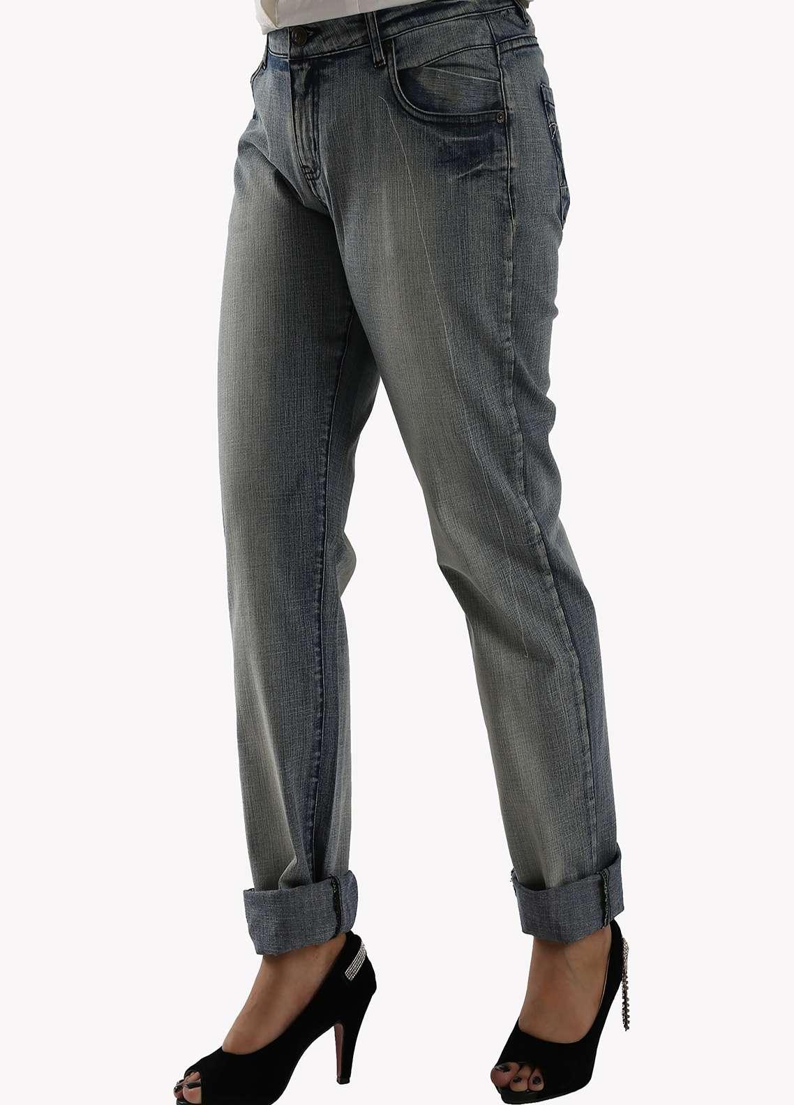 Bien Habille Ladies Jeans FF-1956 DARK