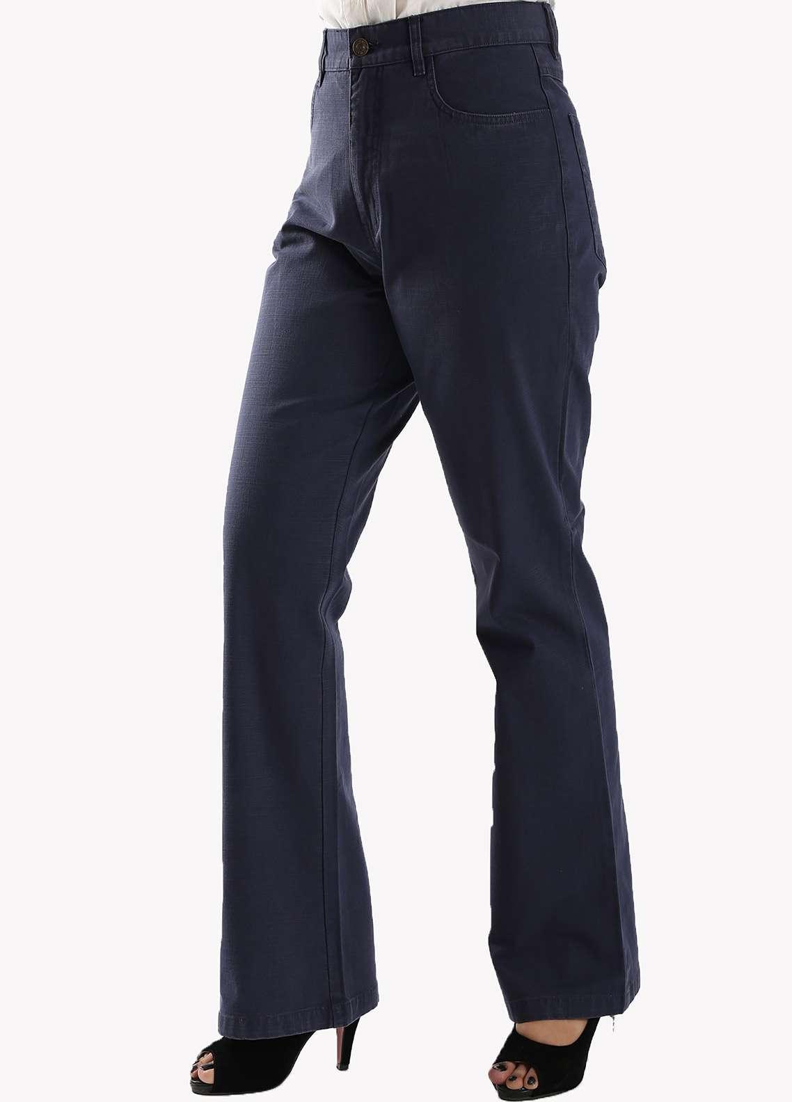 Bien Habille Ladies Jeans Noir Jet
