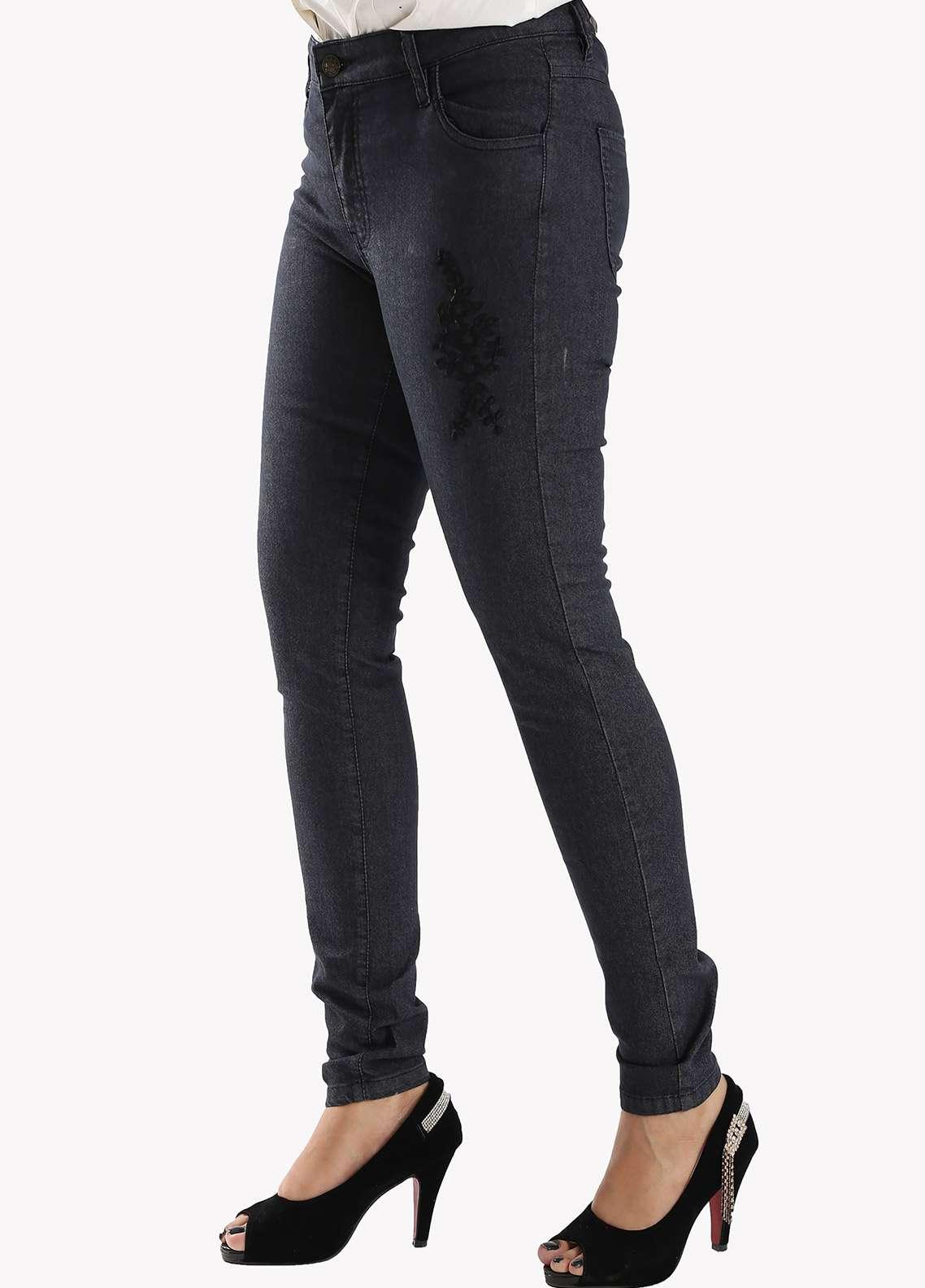 Bien Habille Ladies Jeans Skinny Fit Otter