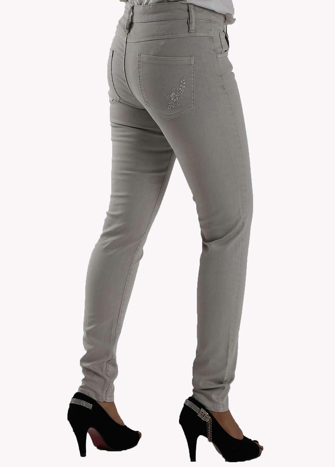 Bien Habille Ladies Jeans Skinny Fit Vanilla