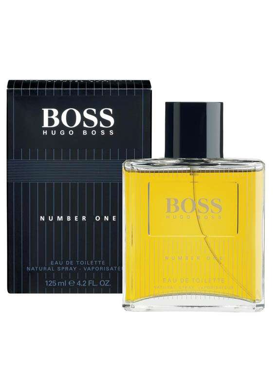 Hugo Boss Number One Perfume for men EDT