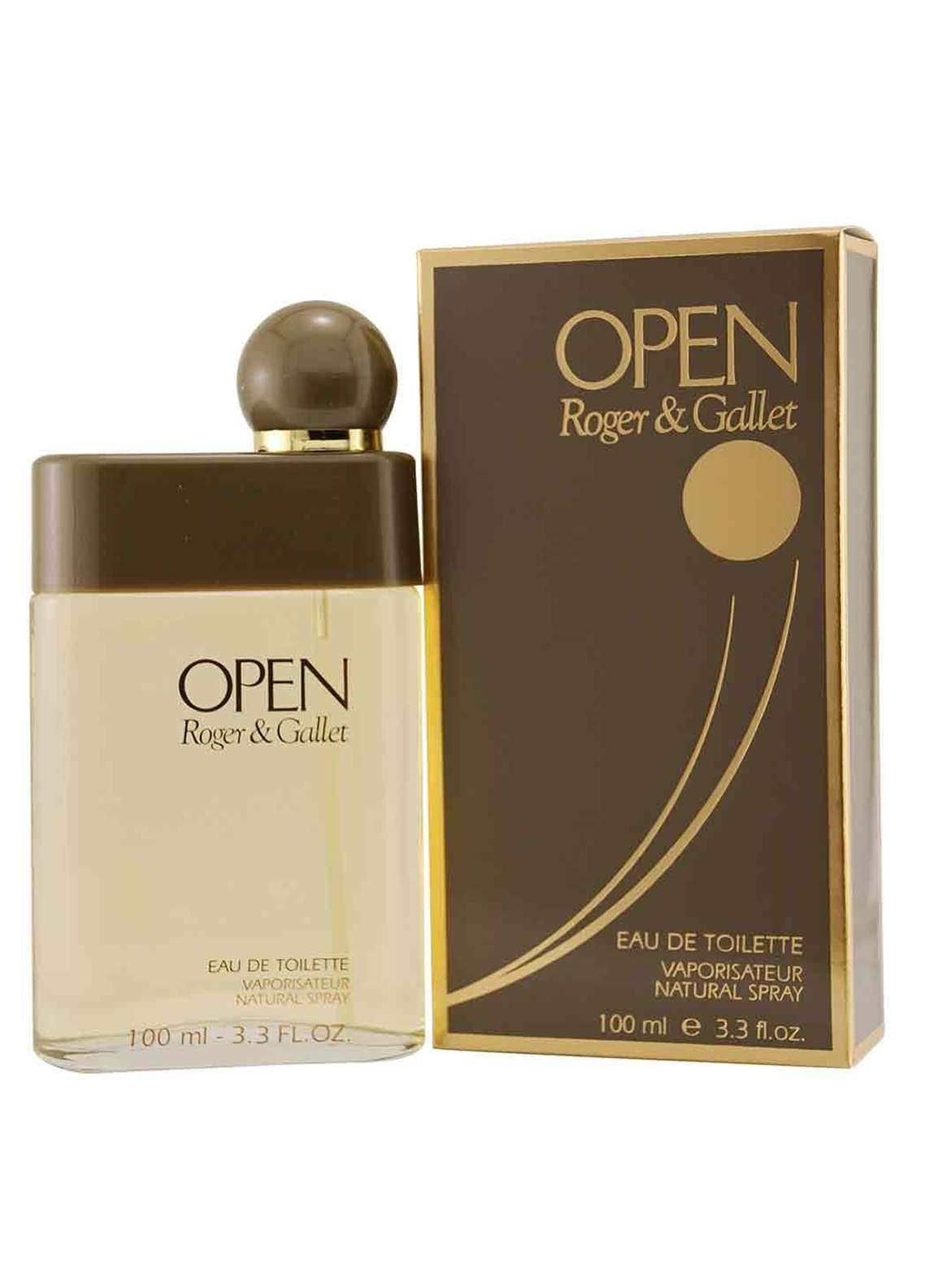 Roger & Gallet Open Vaporisateur Natural Spray men's perfume EDT