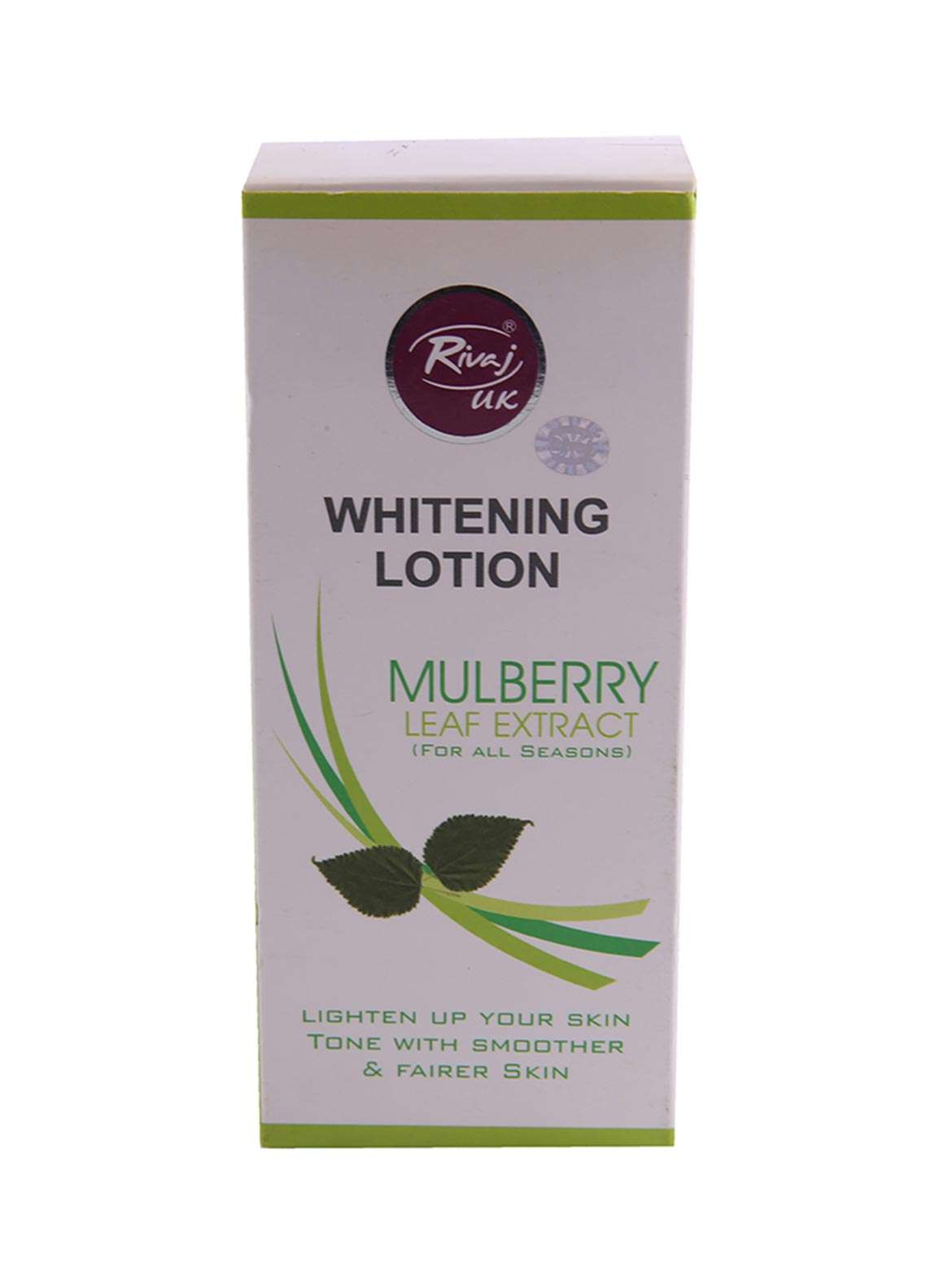 Rivaj UK Whitening Lotion - Mulberry Leaf Extract