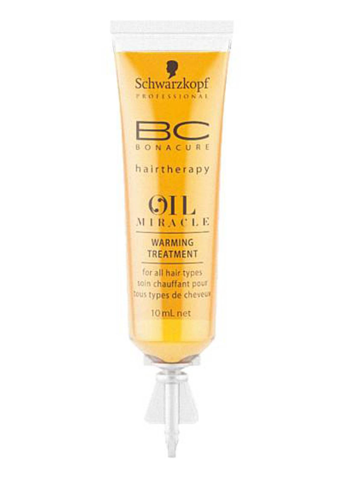 Schwarzkopf BC Bonacure Oil Miracle Warming Treatment - 12x10ml
