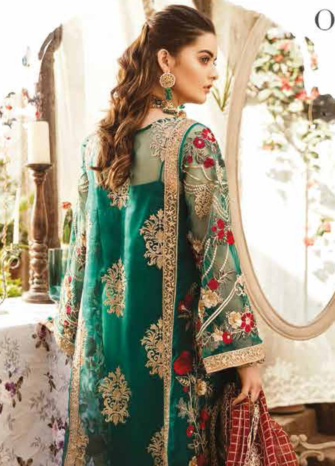 f818610c1 Serene Premium Embroidered Chiffon and Lawn Suits 2019 Collection ...