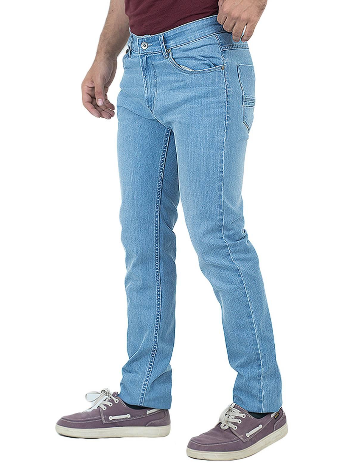 Shahzeb Saeed Denim Casual Men Jeans - Blue DNM-98
