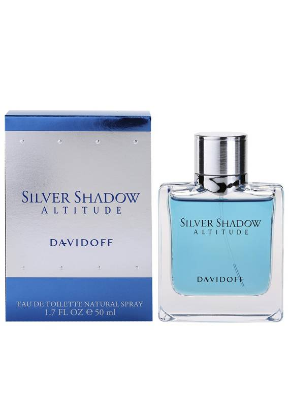 Davidoff Silver Shadow Altitude Mens Perfume Edt Online Deals In