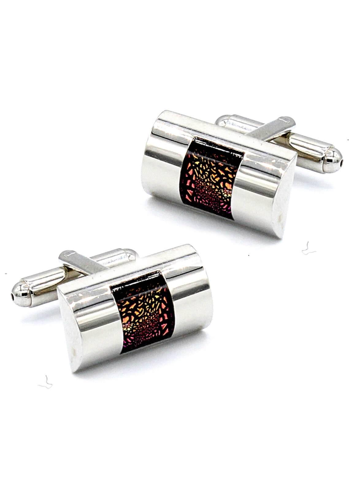 Skangen Stylish Metal  Cufflinks SCFF-X-025 -