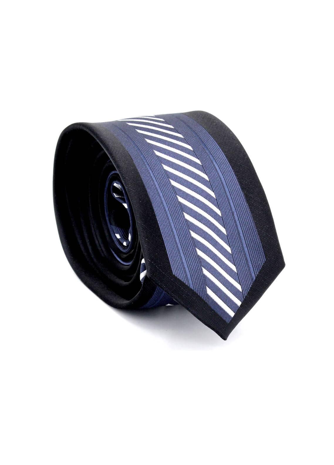 Skangen Multi-Patterned Wool Neck Tie Neck Tie SKTI-S-002 -
