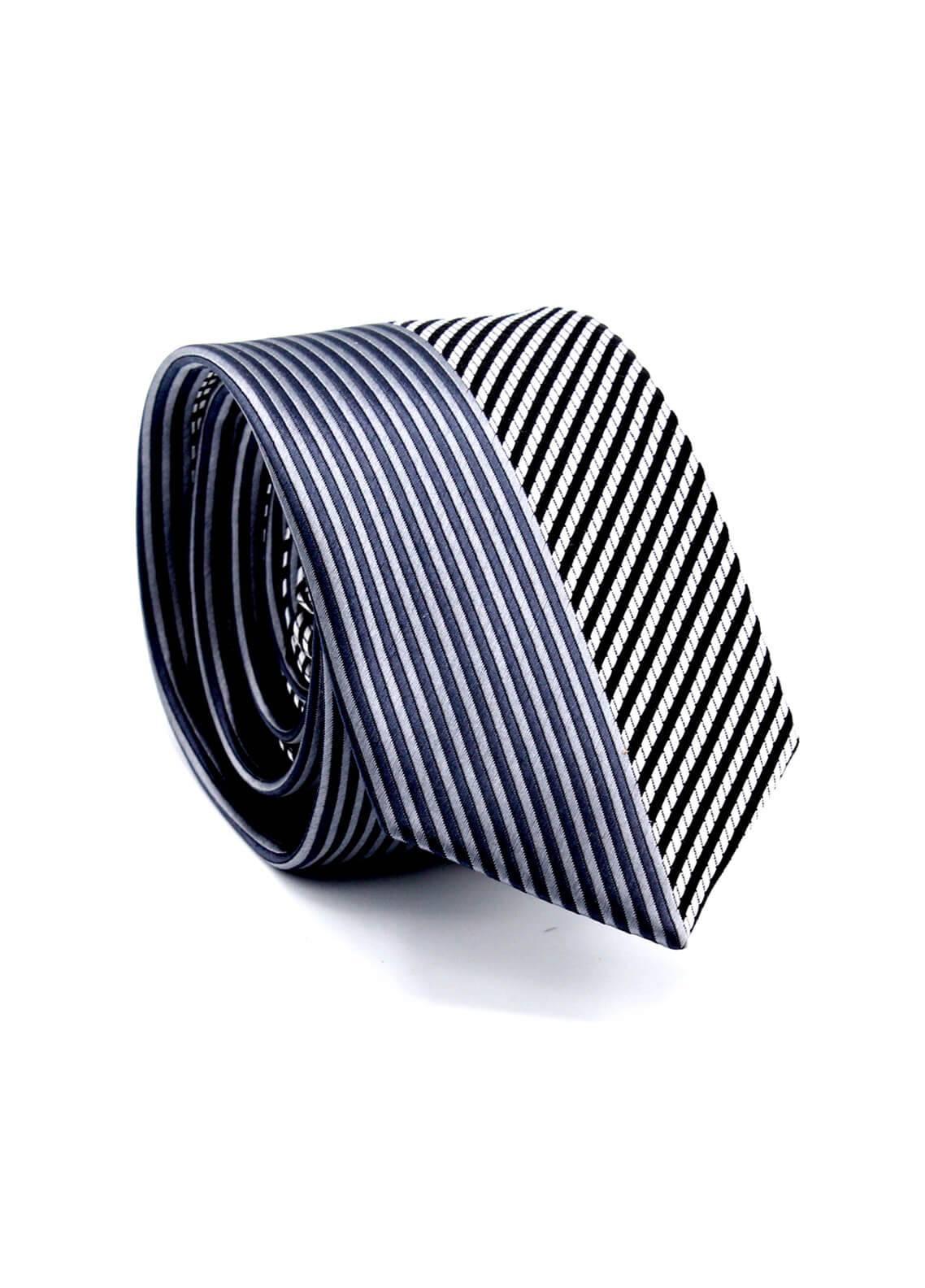 Skangen Multi-Patterned Wool Neck Tie Neck Tie SKTI-S-003 -