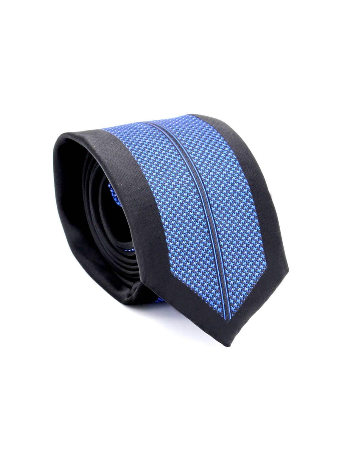 Skangen Multi-Patterned Wool Neck Tie Neck Tie SKTI-S-006 -