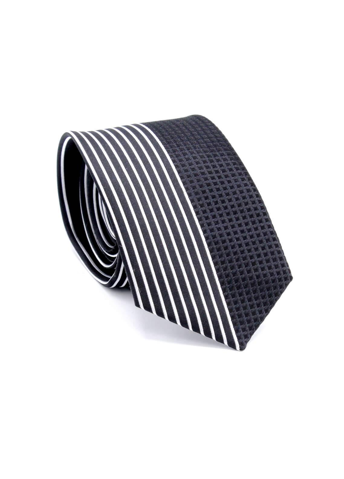 Skangen Multi-Patterned Wool Neck Tie Neck Tie SKTI-S-007 -