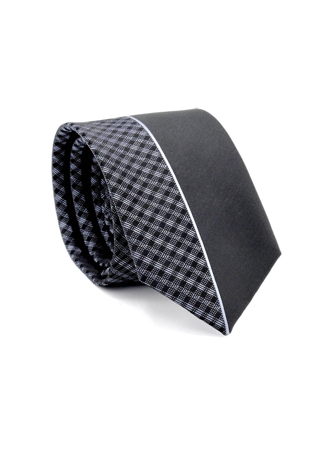 Skangen Multi-Patterned Wool Neck Tie Neck Tie SKTI-S-013 -