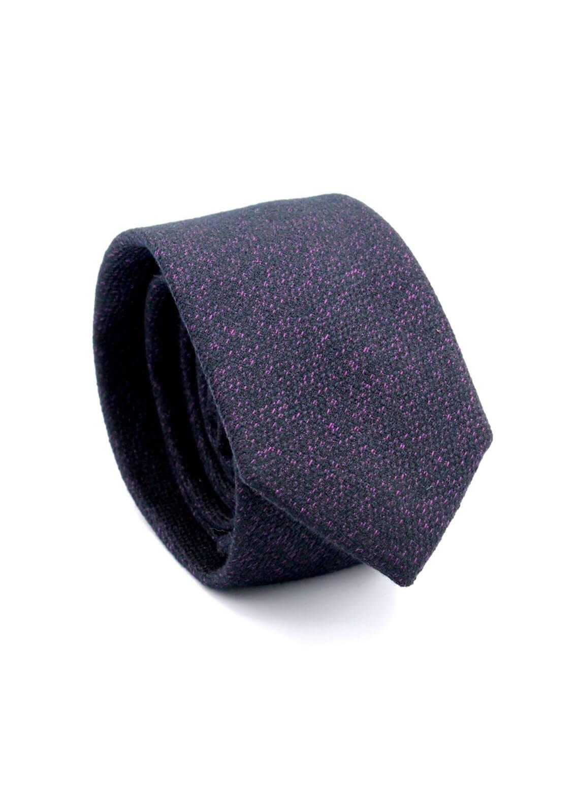 Skangen Narrow Wool Neck Tie Neck Tie SKTI-W-007 -