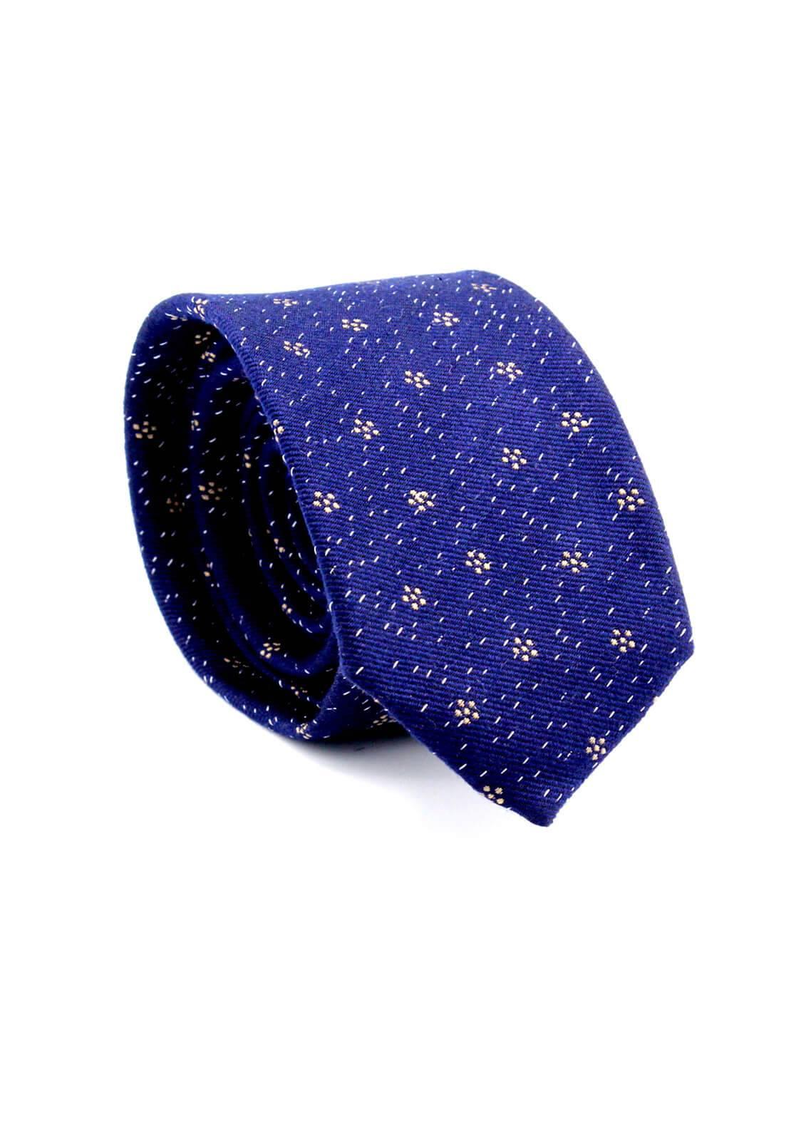 Skangen Narrow Wool Neck Tie Neck Tie SKTI-W-011 -