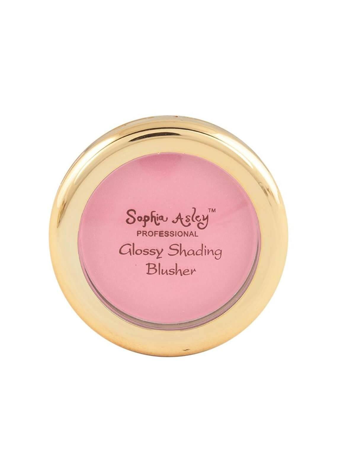 Sophia Asley Glossy Shading Blusher - 9   Regal