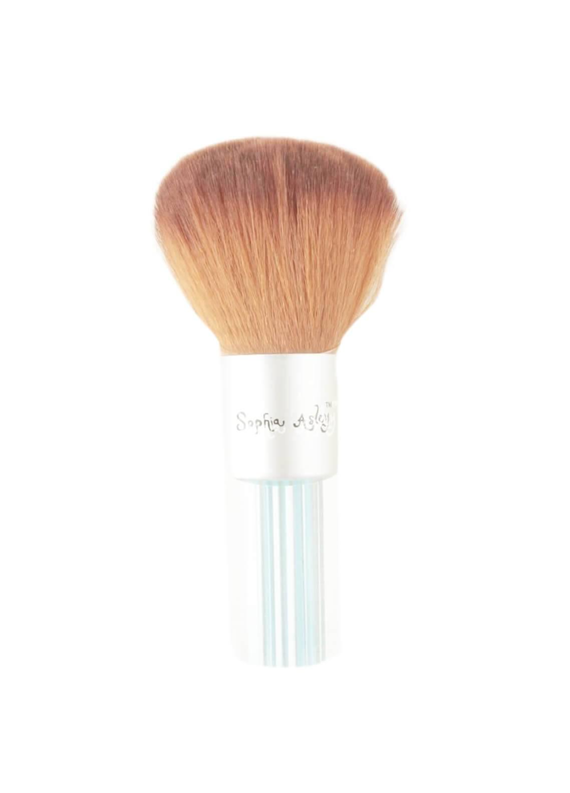 Sophia Asley Professional Kaboki Brush - Silver