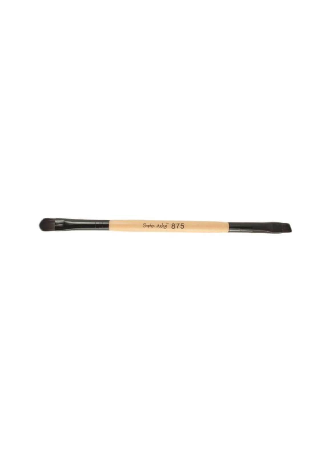 Sophia Asley Professional Wooden Double Sided Brush Applicator with Cut